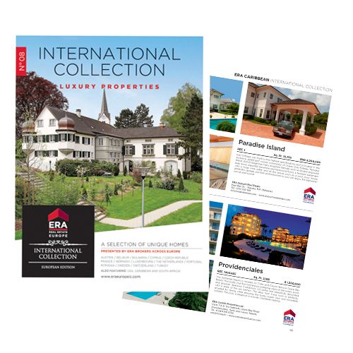 ERA Europe International Collection Magazine